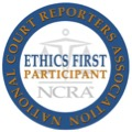 NCRA Ethics First Participant Seal